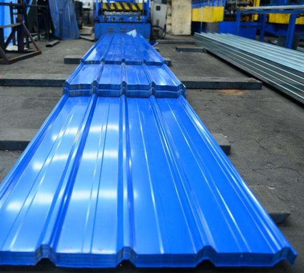 彩钢瓦生产